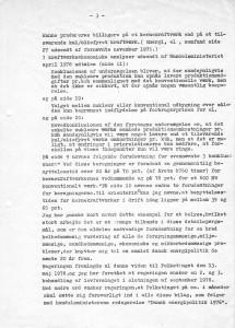 Brev af 3. august 1976 til Regering og Folketing m. fl