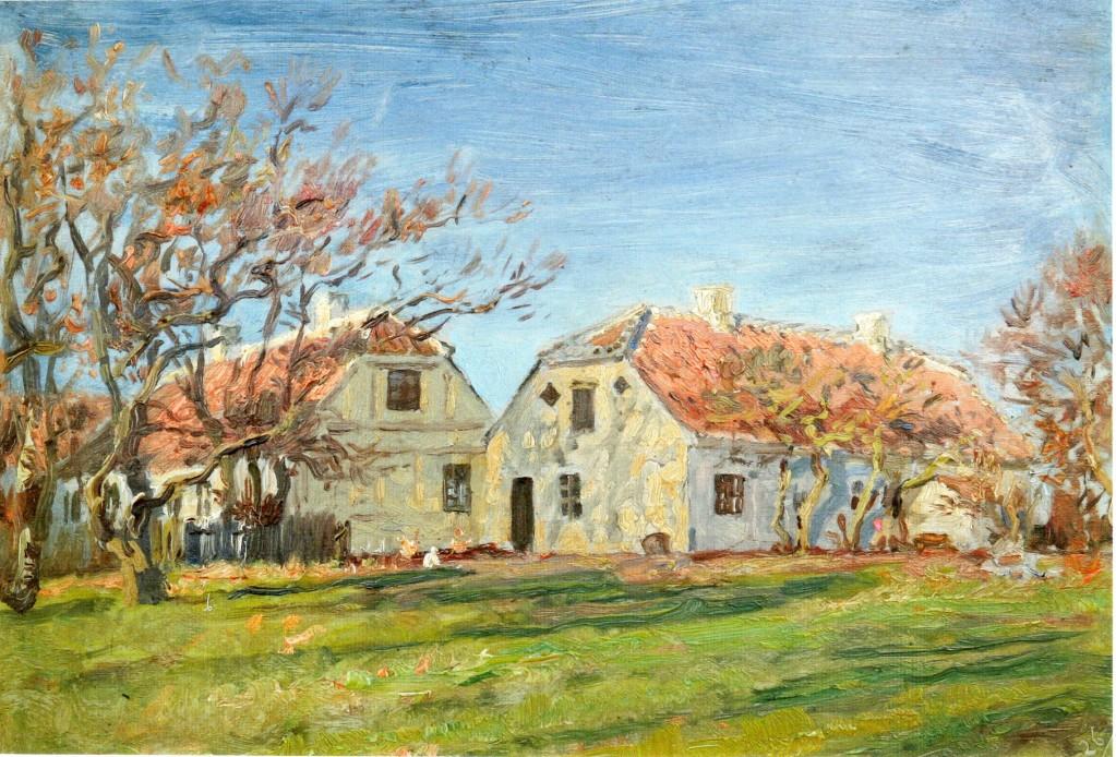 krøyers bolig skagen