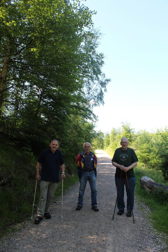 Tirsdags Senior vandregruppe Gribskovs Hårde Kerne