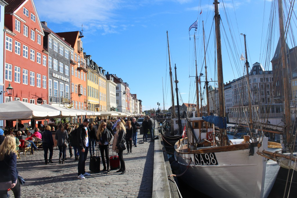 Autommn in Hyhavn, Copenhagen, Denmark. Photo 10, october 2015 by Erik K Abrahamsen