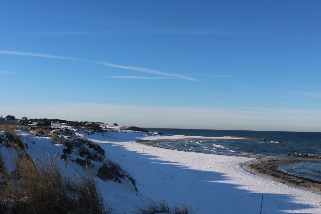 Liseleje Coast at Kattega