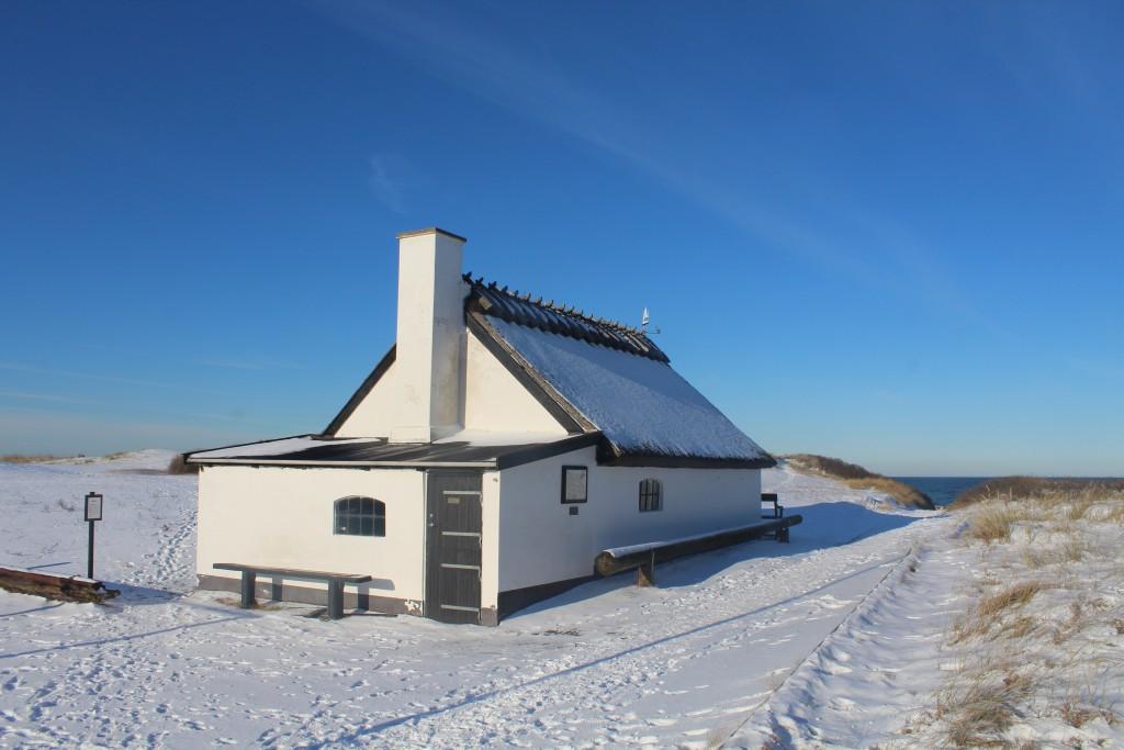 "Liseleje ""Ice House"" builde"