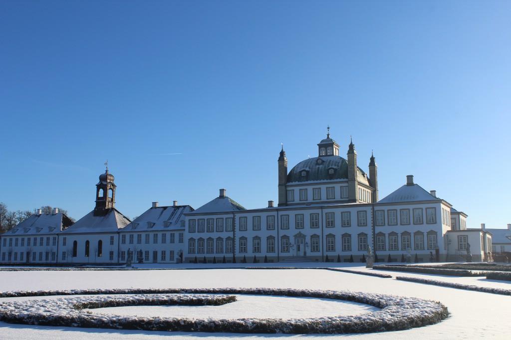 Fredensborg Castle builder 1720-76