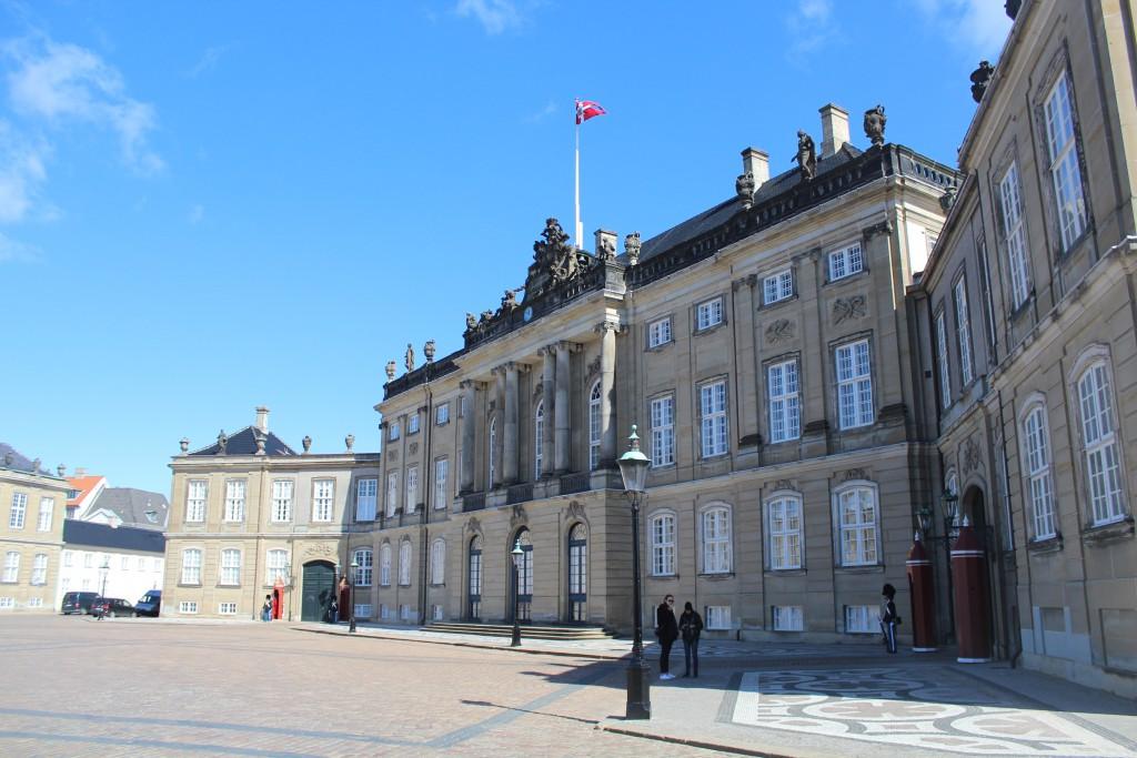 Brockdorff Palave (Frederik 8 palace