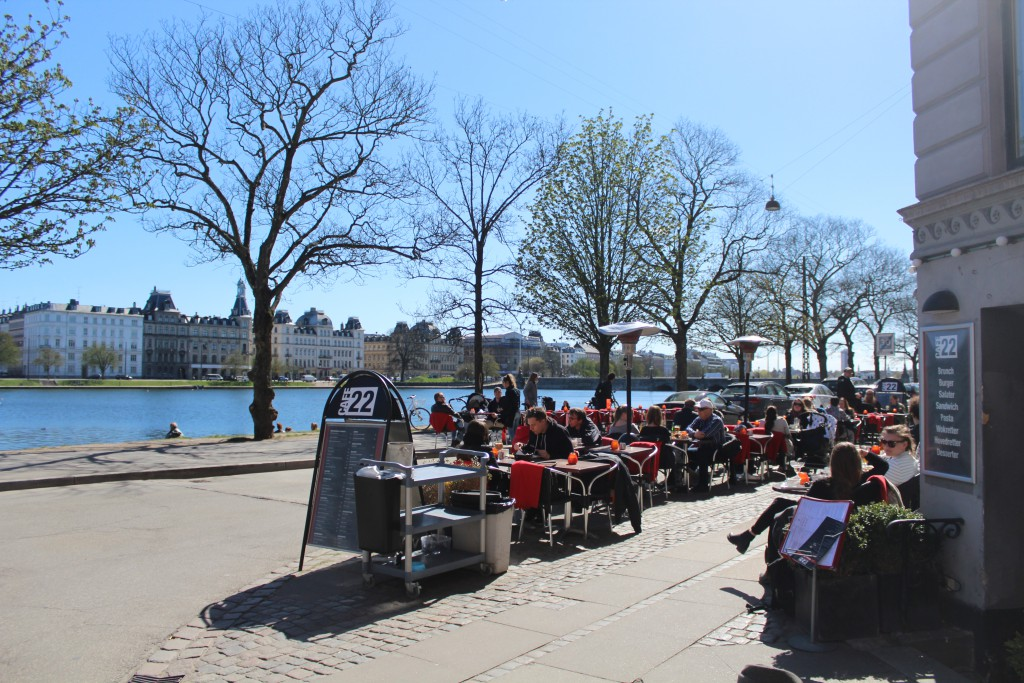 Noerebro Quater, Copenhagen. Phot 20. april 2016 by Erik K Abrahamsen
