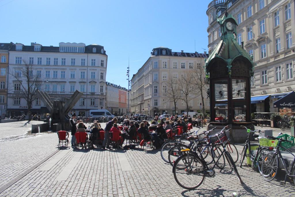 Sct. Hans Torv - the most popular square in Quarter Nørrebro
