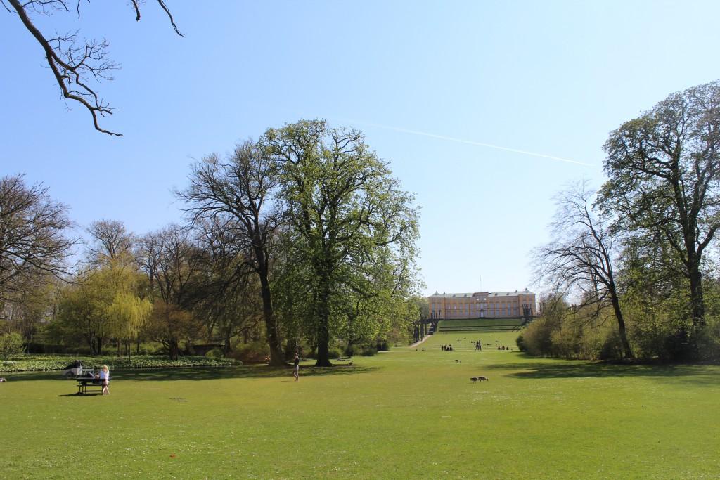Frederiksverg Castle builded between 1699-1780. Photo 2. may 2016 by Erik K Abrahamsen.