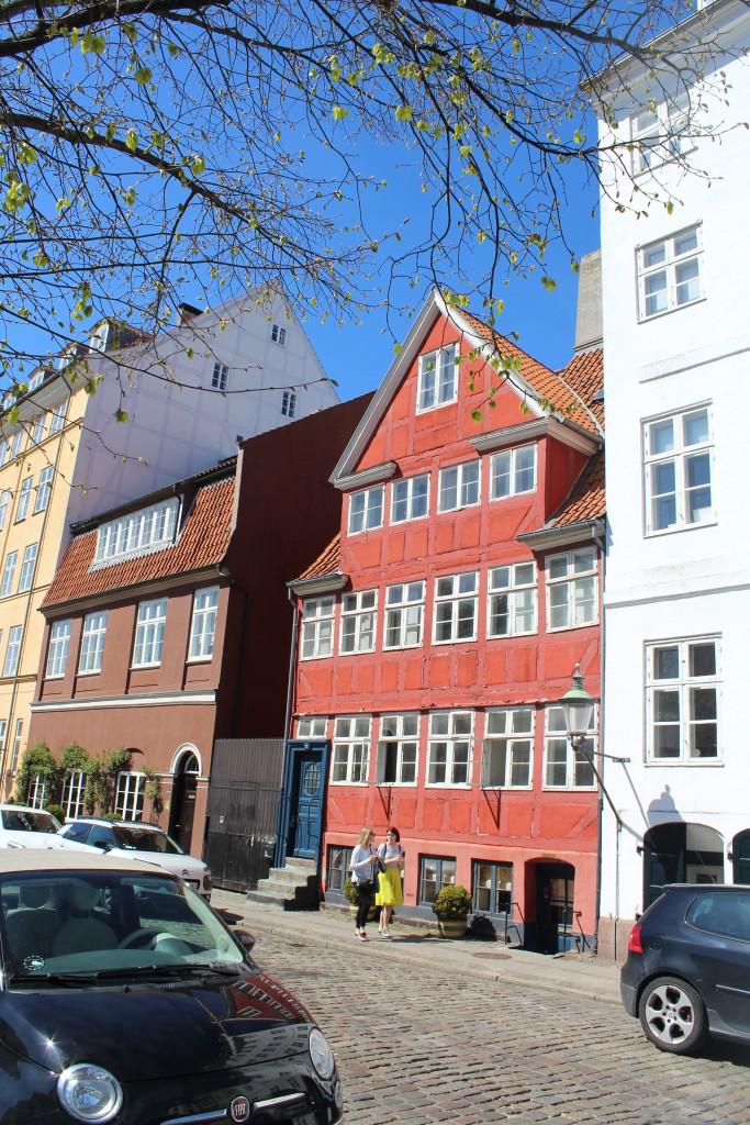 """House in """"Overgaden neden Vandet"""" nr . 37"""