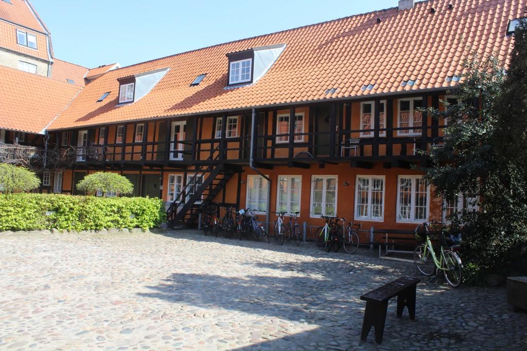 Vestergade 58 courtyard. Photo 7. may 2016 by Erik K Abrahamsen