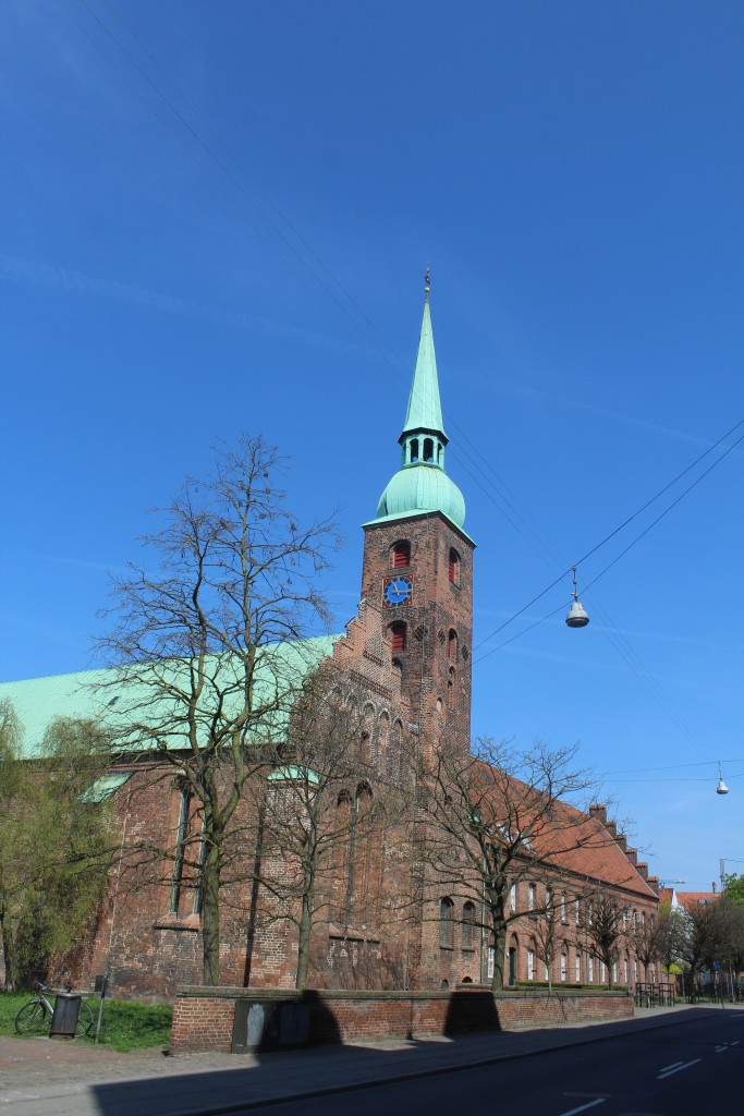 Our Lady Church and Monastery - Vor Frue Kirke go Kloset bygget 1000