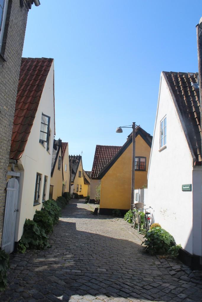 Dragoer Old Fishing Village. Photo 27. may 2016 by Erik K Abrahamsen.