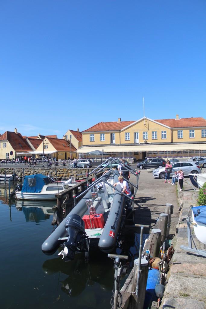 DRagoer Harbour. Photo 27. may 2016 by Erik K Abrahamsen.