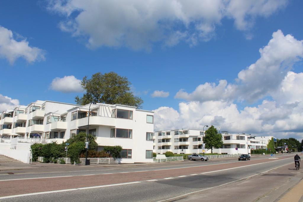 Bellavista apartment built 1934 by architect Arne jacobsen as part