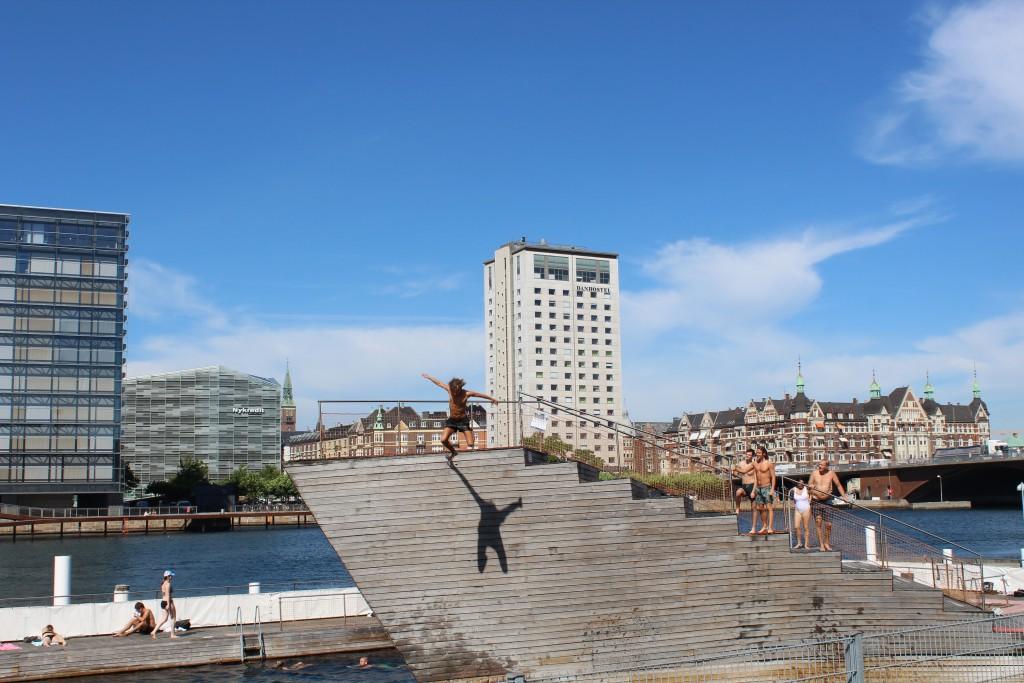 Islandbrygge havnebad - Copenhage Harbour Bath