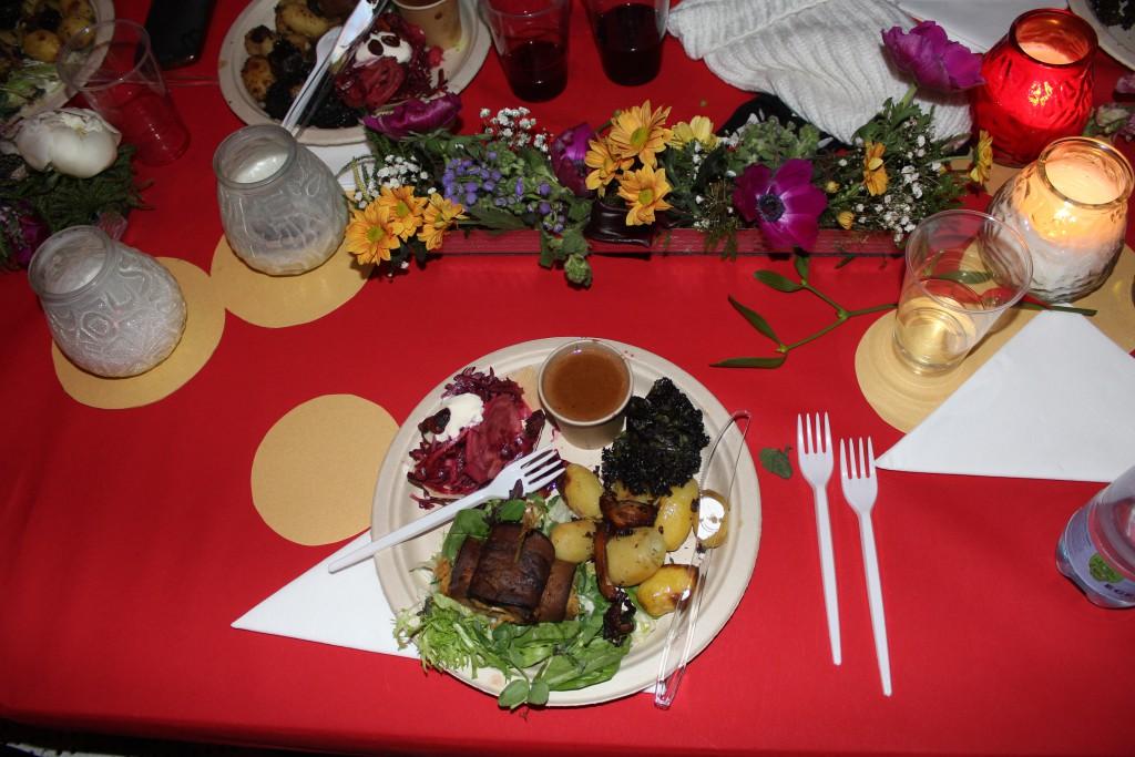 Min hover menu - julevegatar ret. Foto den 24. december 2916 af Erik K Abrahamsen.