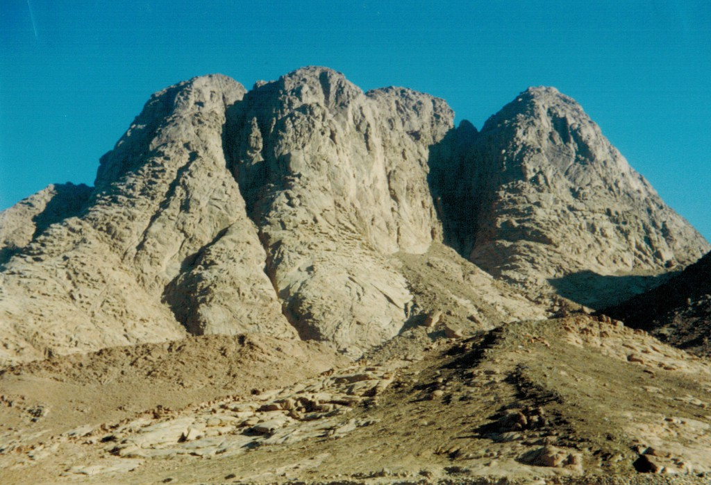 Moses Mountain - Sinai