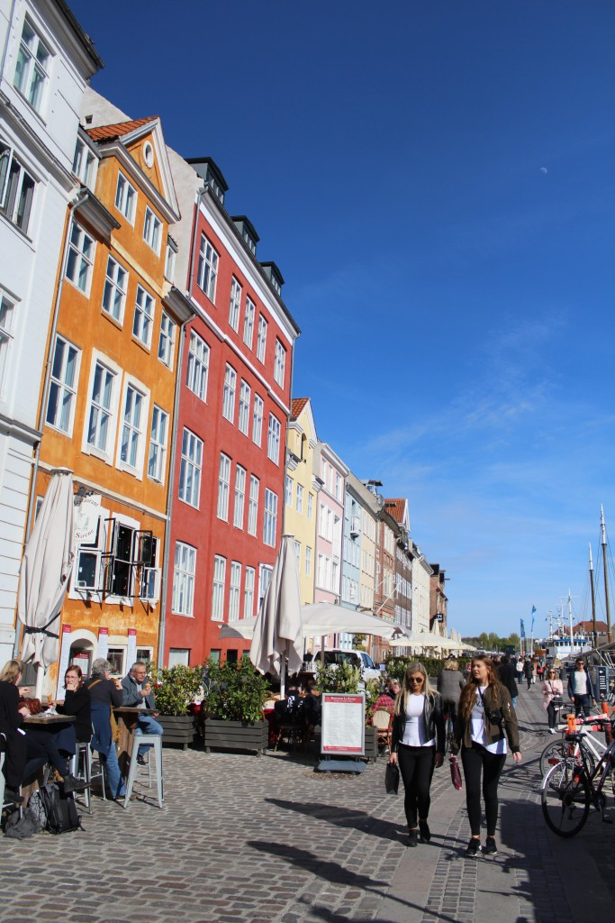 Nyhavn view in dicer