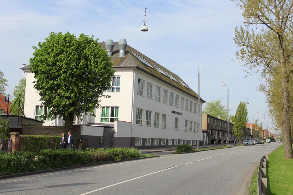 Forældreskolen på Marselis Boulevard