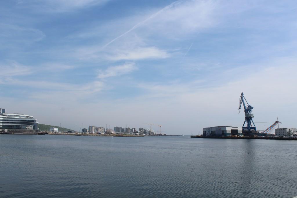 Havnen i Midtbyen