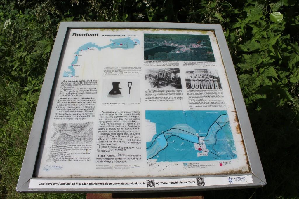PLanche: Raadvad - et frabrikssamfund ved søen