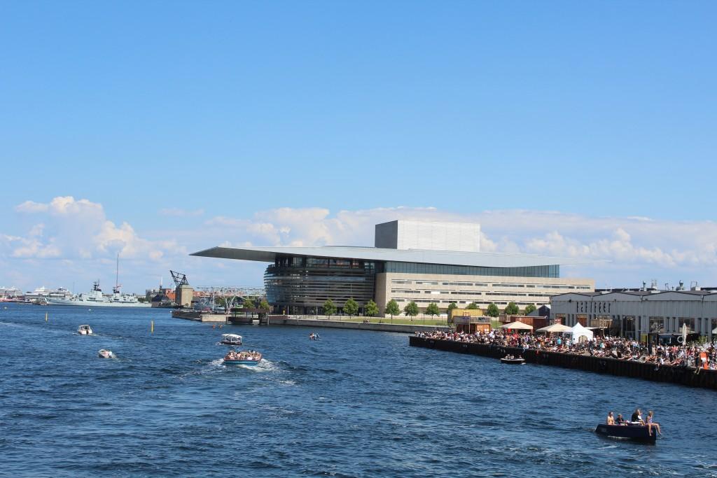 Udsigt mod København