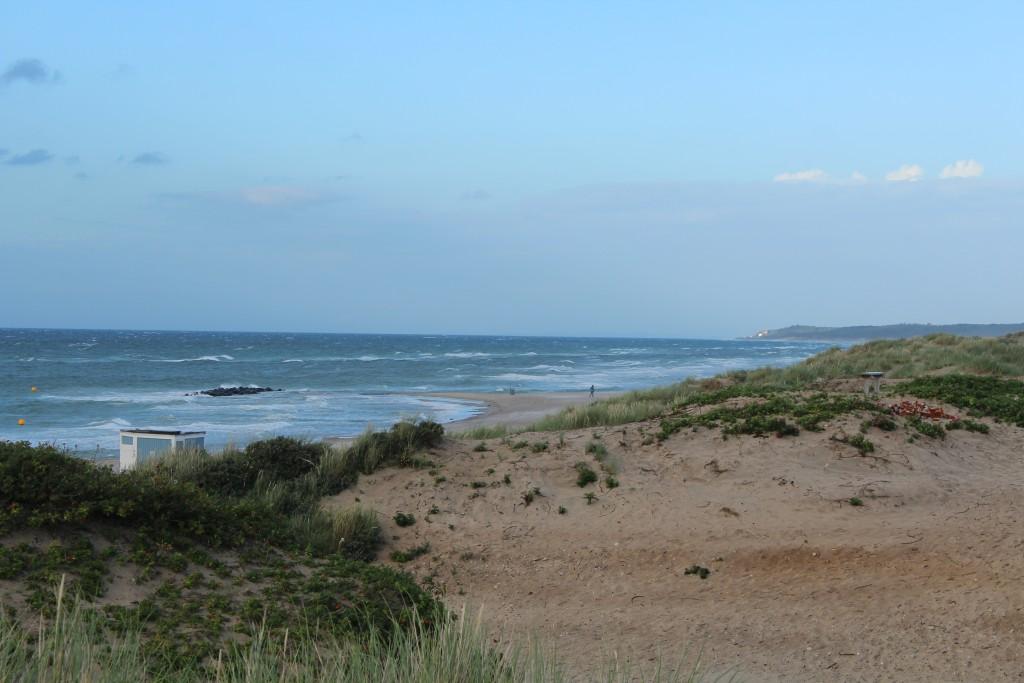 Liseleje Beach