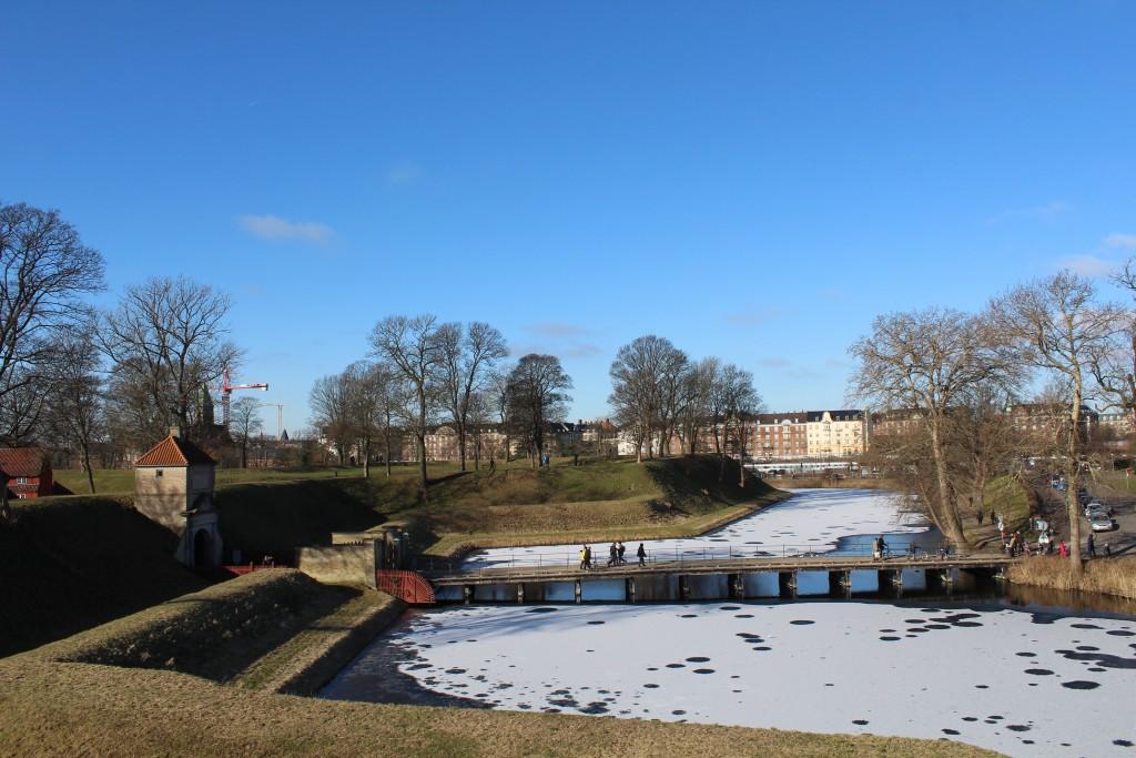 Norgesporten, Fortress Kastellet