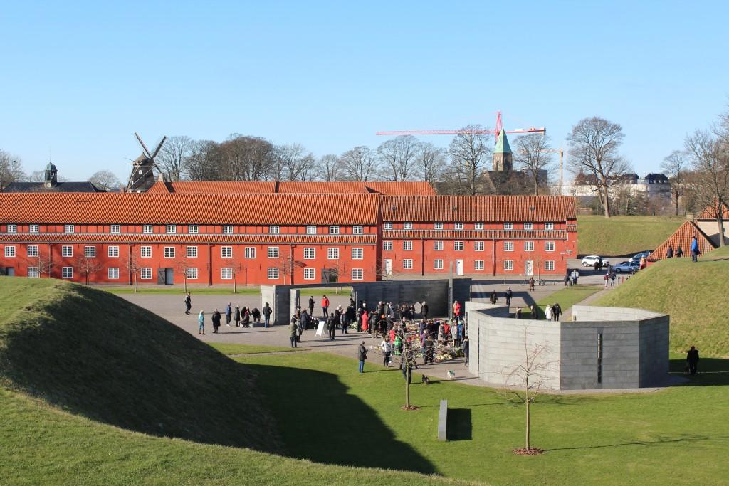 Det National Monument. Foto den 22. februar 2018 af Erik K Abrahamsen.