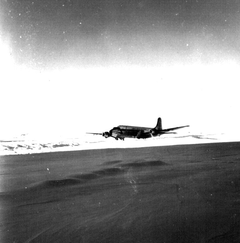 Flyet letter mod Værløse.