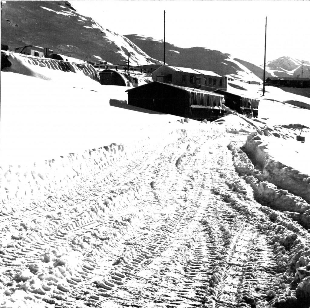 Grnlands Kommandos Administartionsbygning