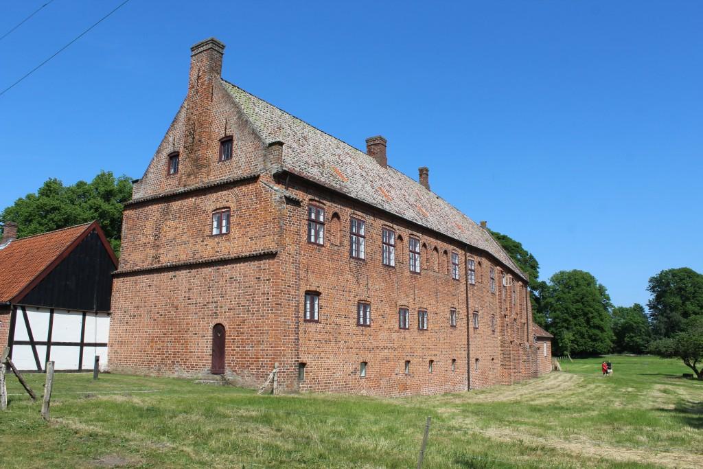 Esrum Kloster. Foto den 29.maj 2018 af Erik K Abrahamsen.