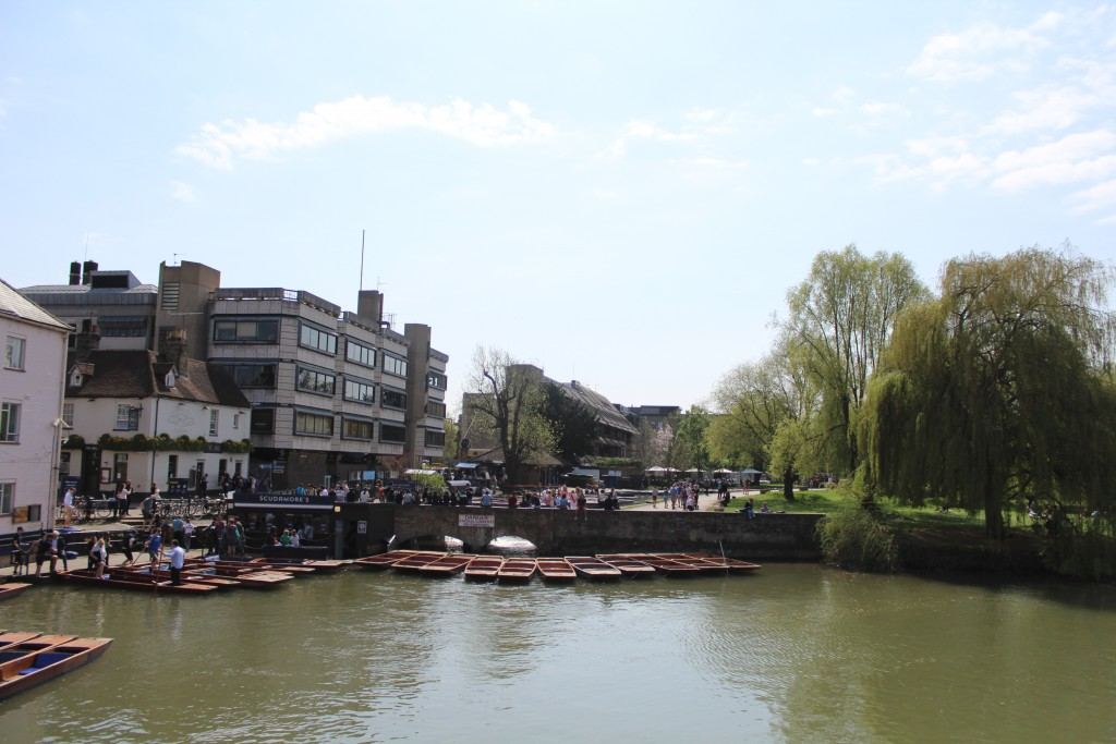 The Mill at River Cam. Photo 21. april 2018 by Erik K Abrahamsen.
