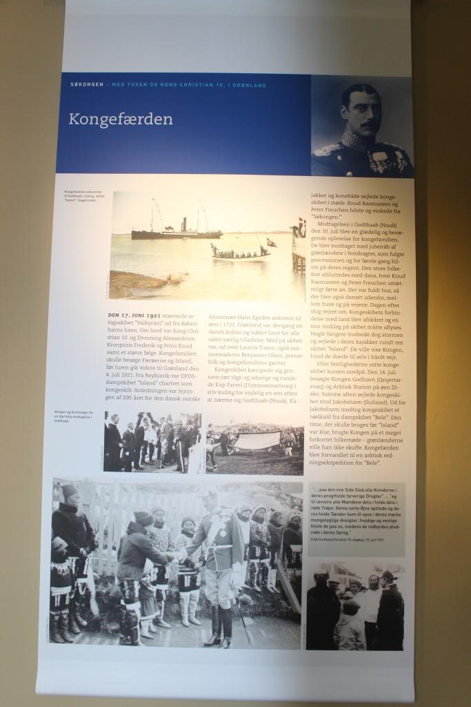 Plance 2. Usatilling om 5. Thuleskspedotion 1921-25. Foto den 15. oktober 2015 af Erik k Abrahamsen