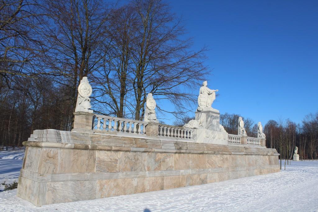 Denmark Monument by sculptor Wiedewelt 1760-70. Photo 22. january 2016 by Erik K Abrahamsen