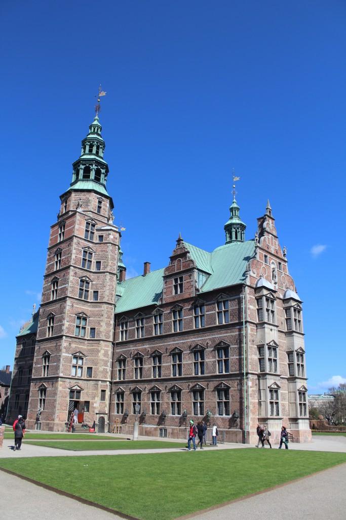 Rosenborg Castle, Kon