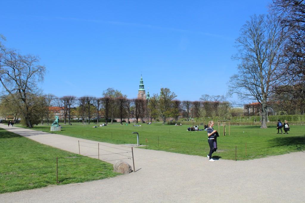 Rosenborg Castle builded 1606-38