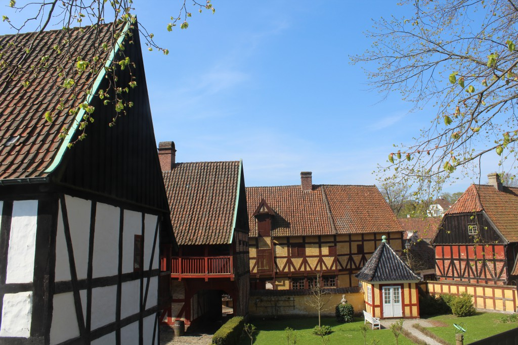 Aarhus Old City Museum - Den Gamle By. Photo from Botanical G