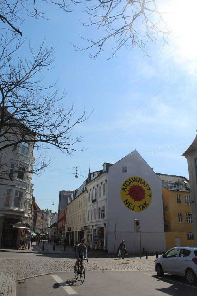 Vestergade, view to Lille Torv and Store T
