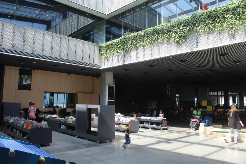 Children public library.on 2. fl