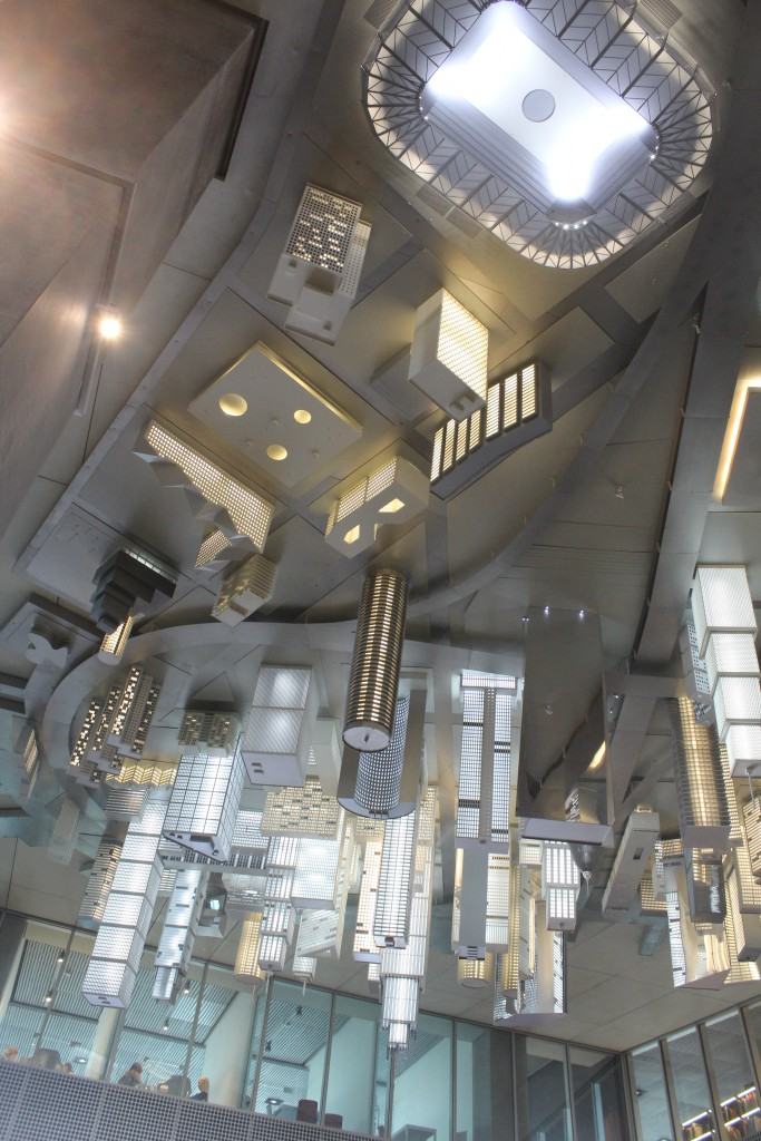 Ground floor of DOKK1