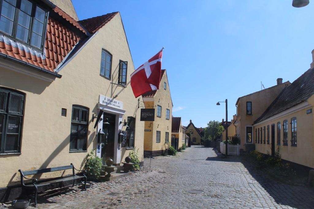 Dragør Borgerforening in Dragoer Old Fishing Village. Photo 27. may 2016 by Erik K Abrahamsen.