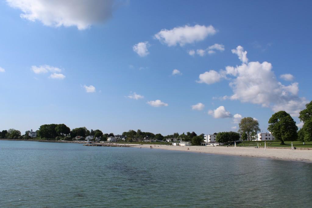 Bellevue Beach Complex. Photo in direction south summer 2014 by Erik K Abrahamsen