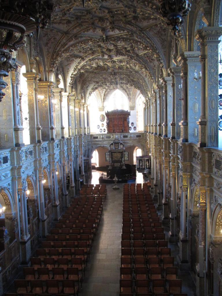 Frederiksborg Castle Churcn built 1602-25. Photo 2014 by