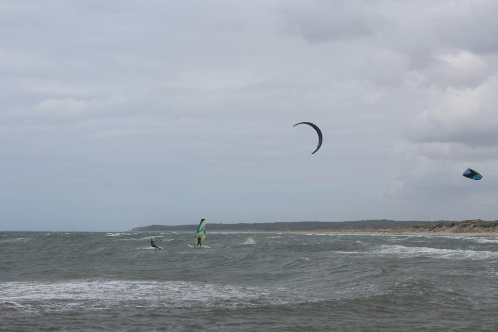 Liseleje Beach, North Sealand. Photo 8. august 2016
