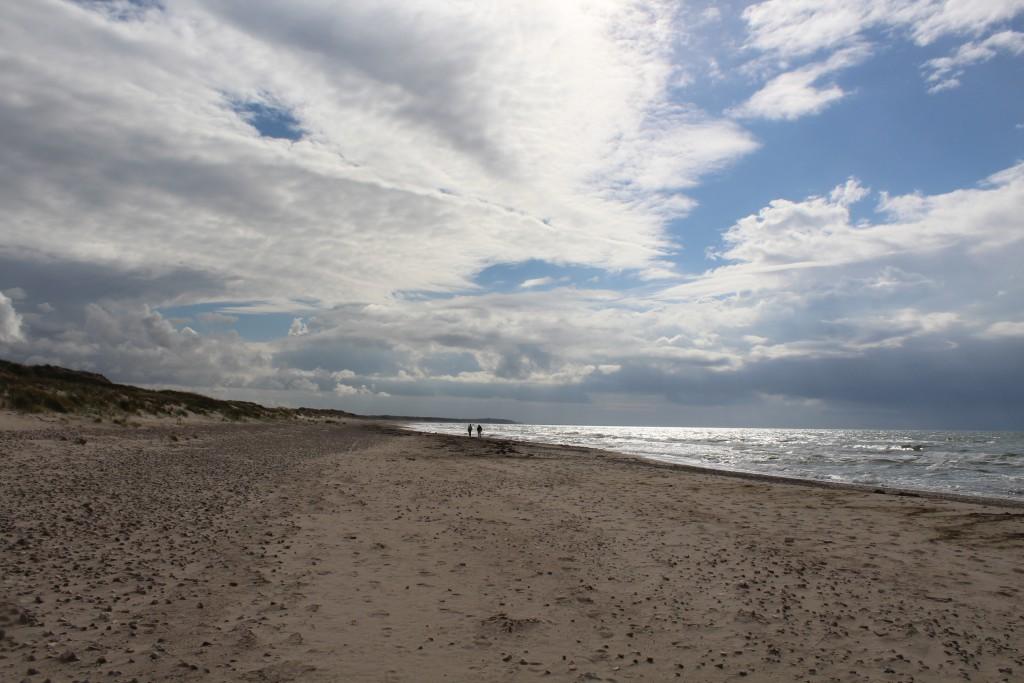 Tisvilde Hegn, Jyde beach. Phoot in dire