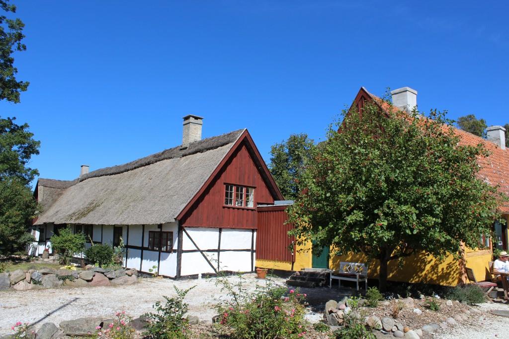 Lodsoldermandsgaarden built 1681 as Denmark oldest Custom