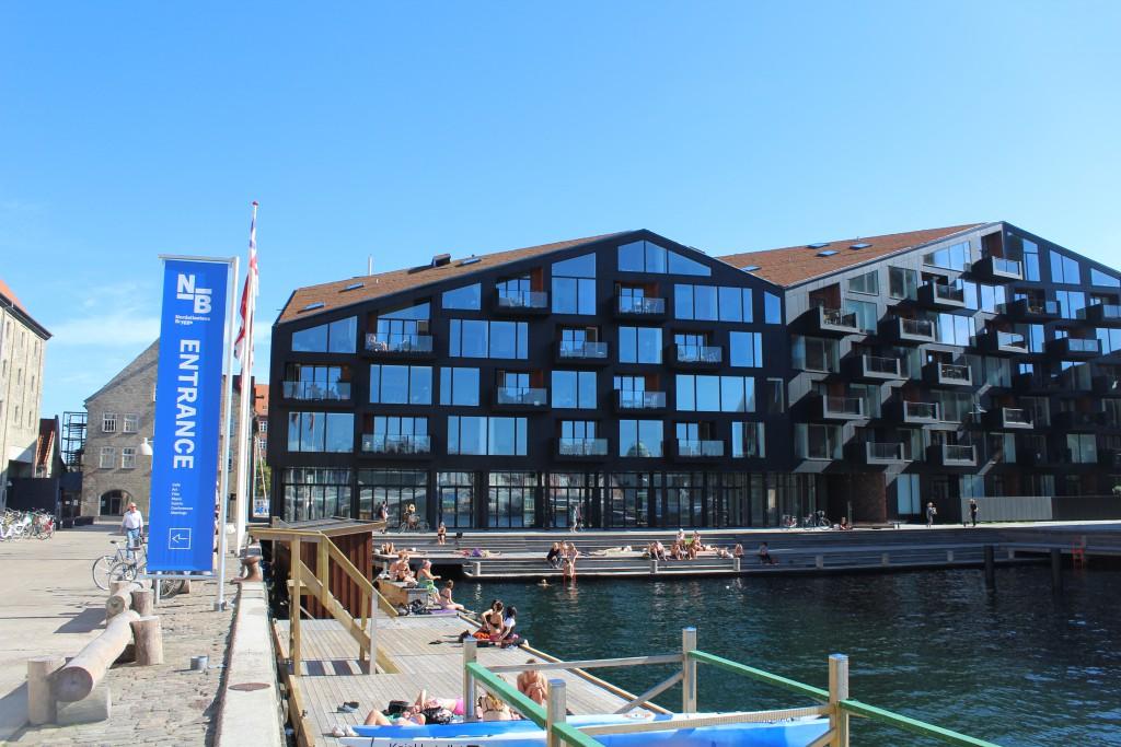 New private residential house on Grønlandske Handels Plads and Krøyers