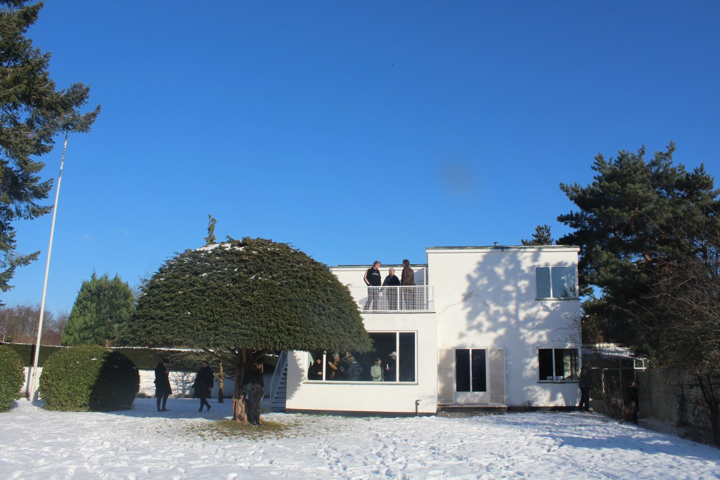 Private home of architect Arne jacobsen built 1929.