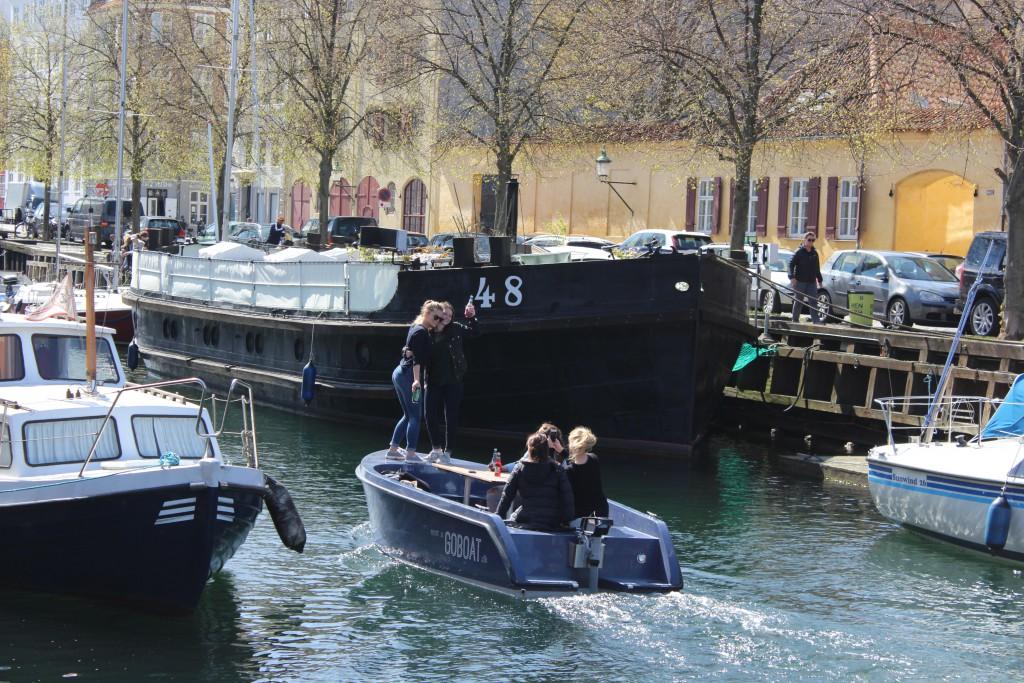 Christianshavn canal. Fu
