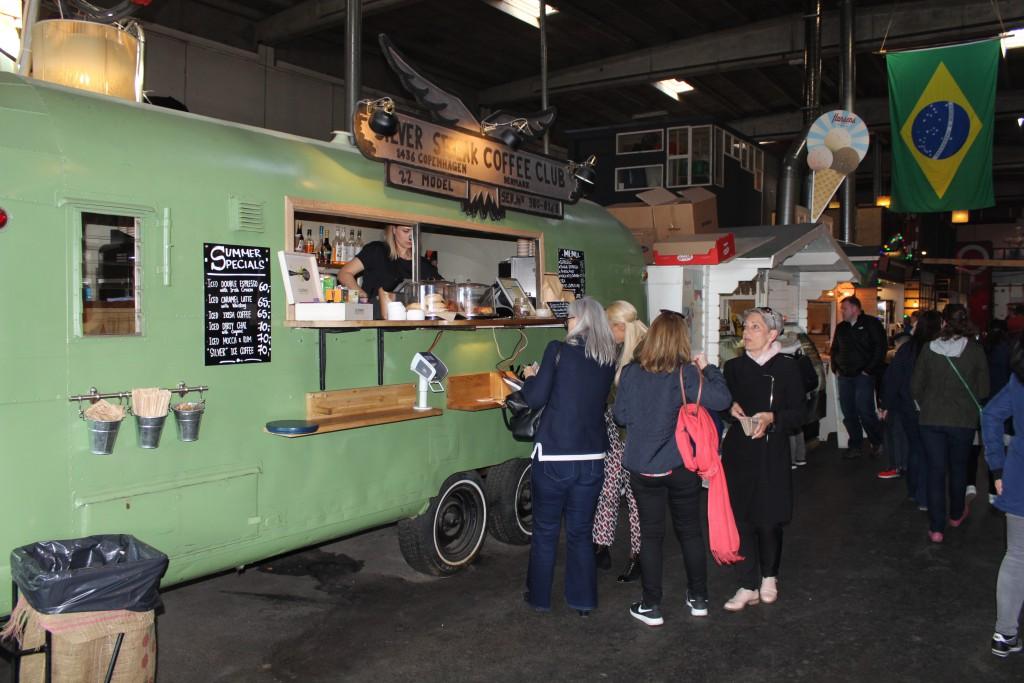 Street food restaurant PAPIRØEN